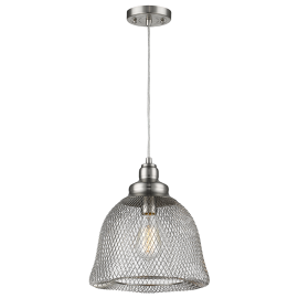 572C Mesh Metalwork Large Pendant Innovations Lighting