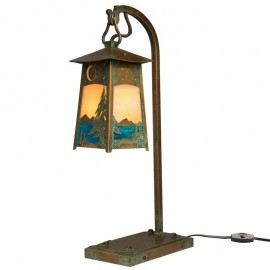 602-71 Baldwin Craftsman Table Lamp