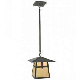 "Stillwater 8"" Craftsman Pendant Meyda Lighting"