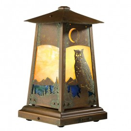 Baldwin Pedestal Table Lamp