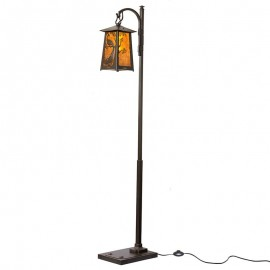 603-701 Baldwin Craftsman Floor Lamp