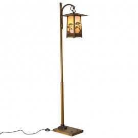 Cobblestone Floor Lamp