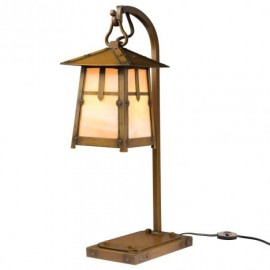 642-71 Poplar Glen Craftsman Table Lamp