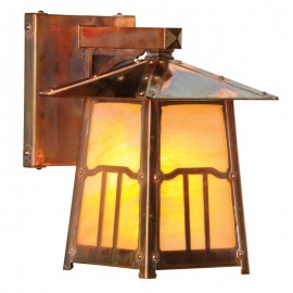 Poplar Glen Fixed Arm Wall Sconce