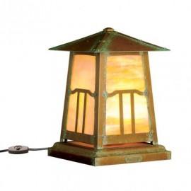 Poplar Glen Pedestal Table Lamps