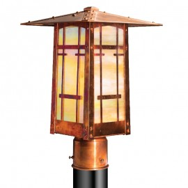 San Marino Metal Post Mount Americas Finest Lighting