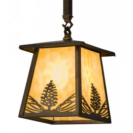 82136 Stillwater Mountain Pine Mini Pendant
