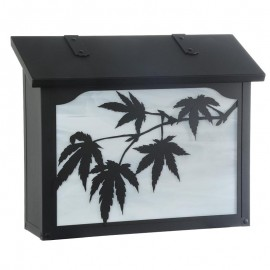 Japanese Maple Large Vertical Mailbox