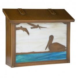 Pelican Large Vertical Mailbox