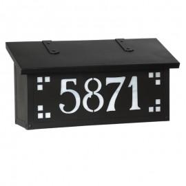 AF-22-HN Pasadena Craftsman House Number