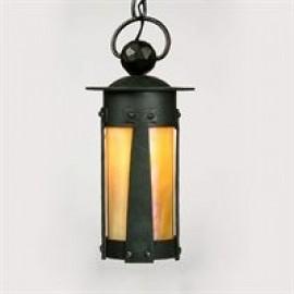 1900/0 Small Lantern Pendant Mica Lamp