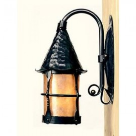 LF201 Cottage Wall Sconce Mica Lamps