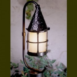 LF201P Cottage Post Lantern