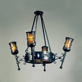 LF213 Torchiere Chandelier