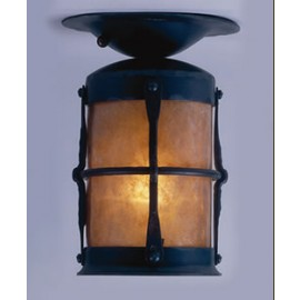 LF405 Griffith Ceiling Mount Mica Lamps