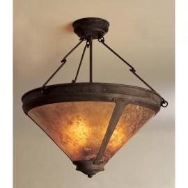101H Up Light Chandelier HOOK Mica Lamp