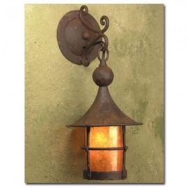SB2 Storybook Elf Wall Pendant Mica Lamp