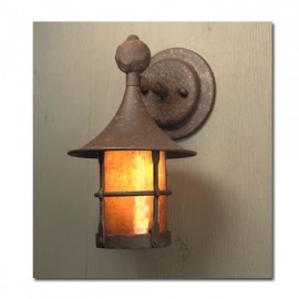 SB3 Storybook Elf Wall Pendant Mica Lamp