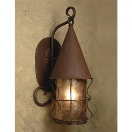 SB50 Knights Small Wall Lantern