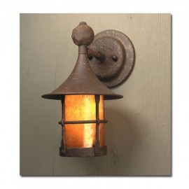 SB7 Elf Wall Medium Pendant Mica Lamp