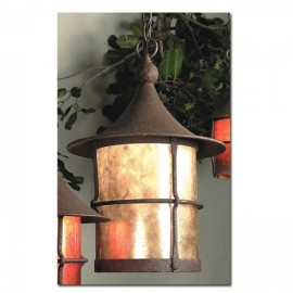 SB9 Storybook Elf Ceiling Large Pendant Mica Lamp