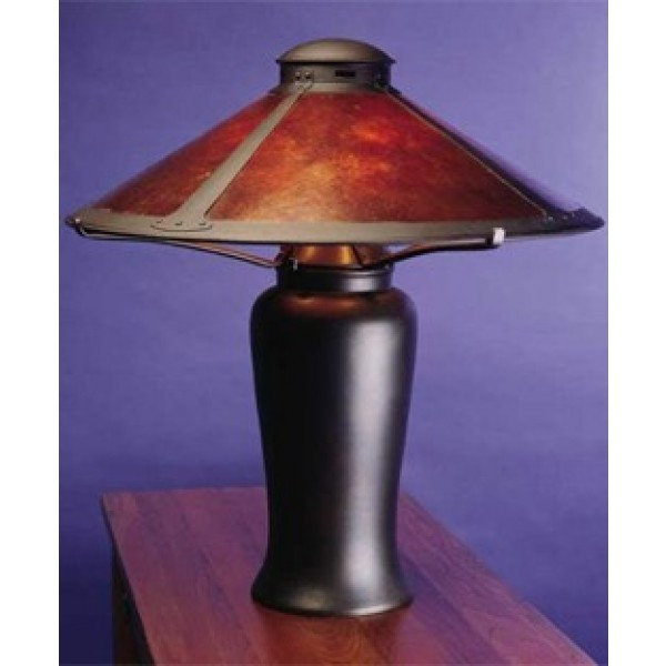 Craftsman table lamps lighting outfitters craftsman milkcan table lamp 001 mica lamp aloadofball Images