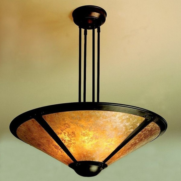 "108 Up Light 24"" Chandelier"