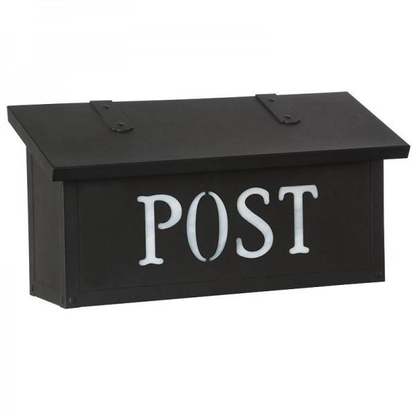 AF-2-POST Classic POST Horizontal Mailbox