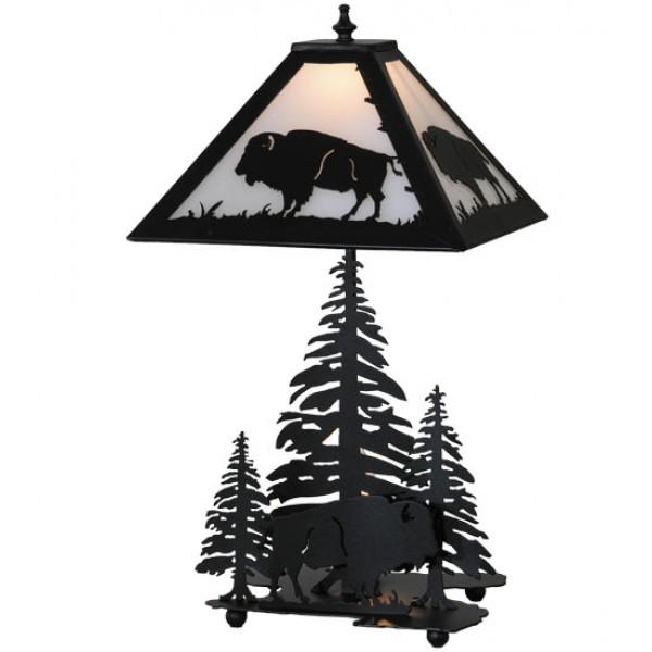 144470 Buffalo Table Lamp Meyda Lighting