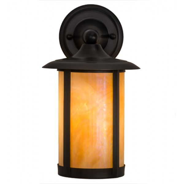 Fulton Solid Mount Wall Sconce