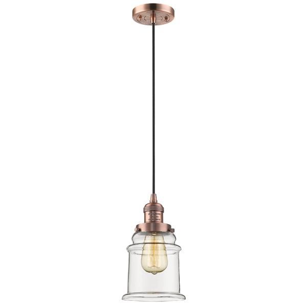 201C Canton Glass Pendant Innovations Lighting