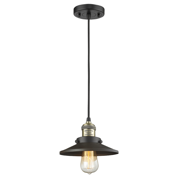Railroad Pendant Innovations Lighting