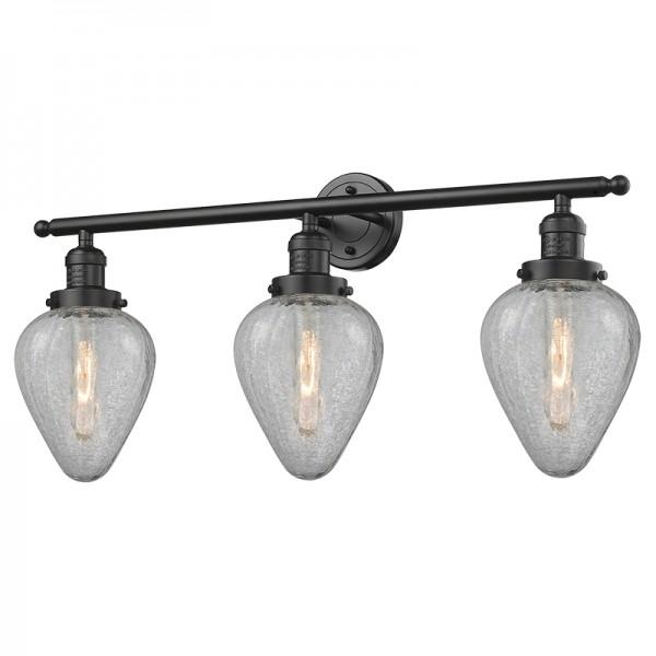 205/G165 Geneseo Triple Light Sconce Innovations Lighting