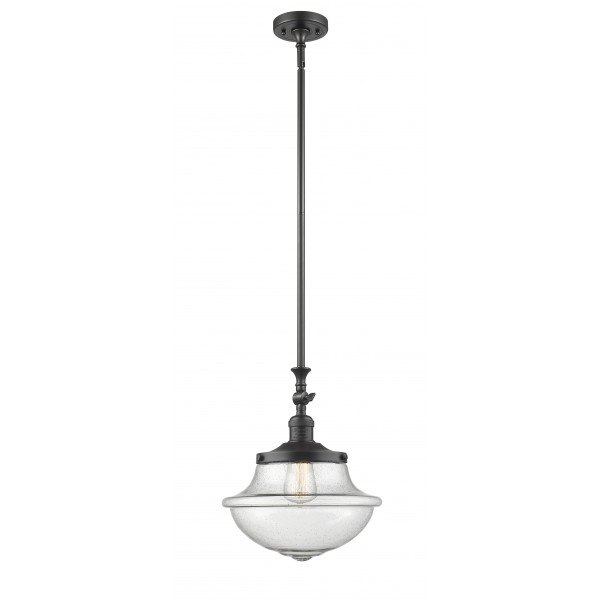 206 Oxford School House Stem/Swivel Pendant
