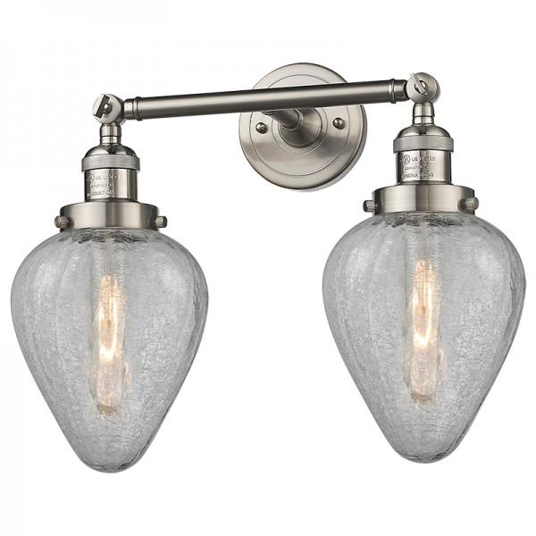 208/G165 Geneseo Double Light Sconce Innovations Lighting