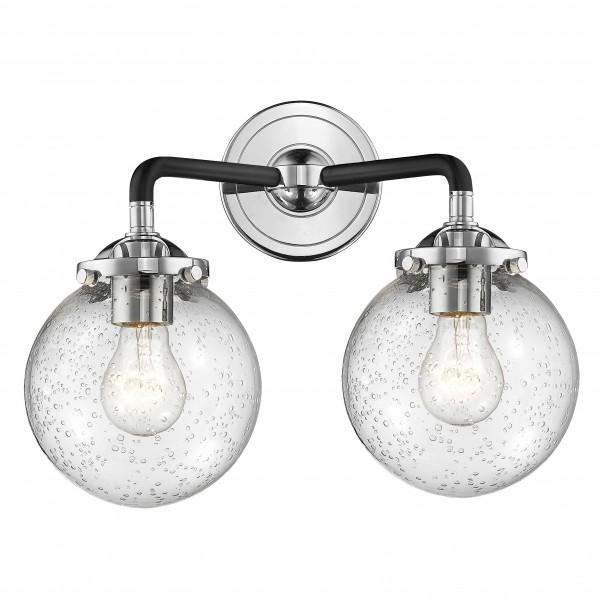 284-2W Beacon Glass Sconce Innovations Lighting