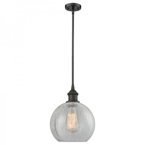 516-1P Glass Light Athens Stem Pendant Innovations