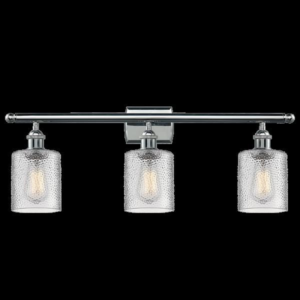 516-3W Cobbleskill 3 Light Sconce Innovations Lighting