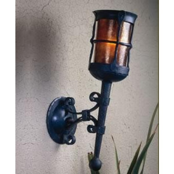 LF311G Torchiere Wall Sconce Mica Lamp