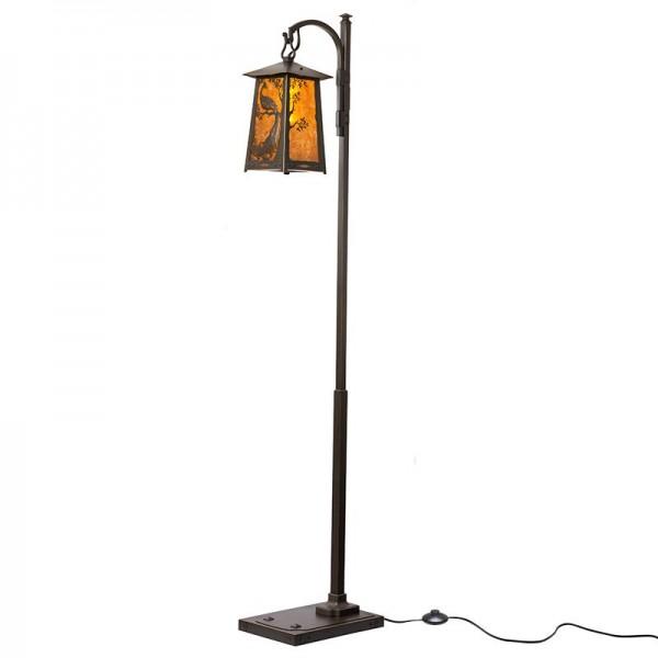 603-701 Baldwin Craftsman Floor Lamp