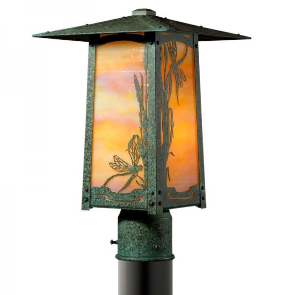 Cobblestone Post Mount Lighting