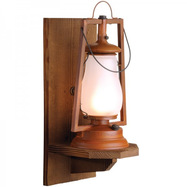 752-S-8 America's Finest Rustic Lantern Company