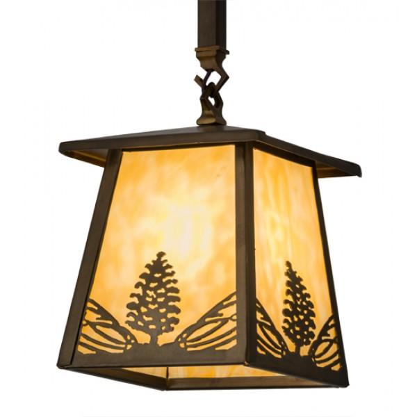 82136 Stillwater Mountain Pine Mini Pendant