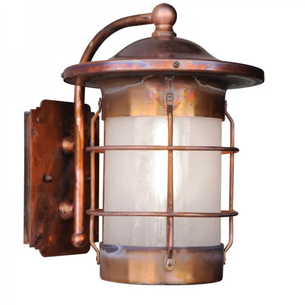 Balboa Fixed Arched Arm Wall Sconce