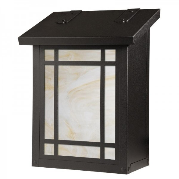 Summit Vertical Wall Mount Mailbox