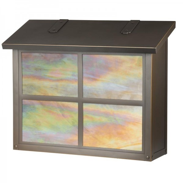 Window 14 Overlay Large Vertical Mailbox