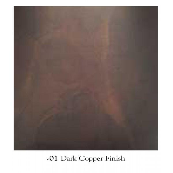 Copper Finish Sample