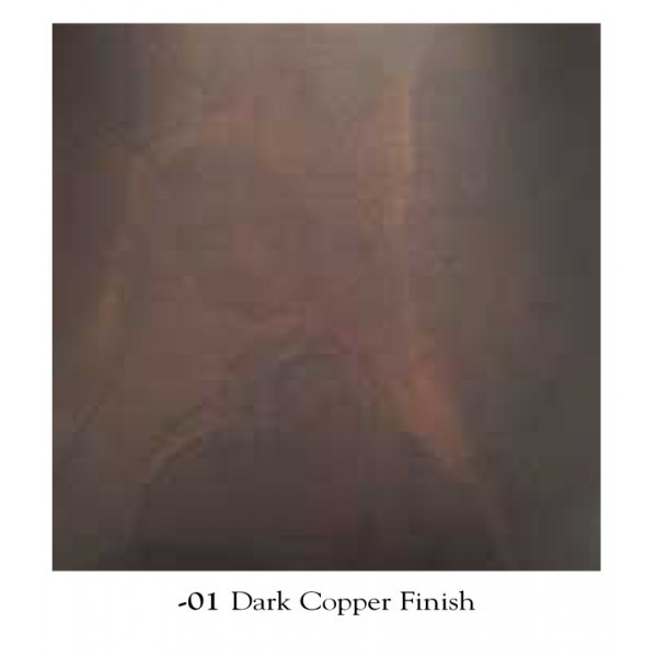 Copper Finish Sample