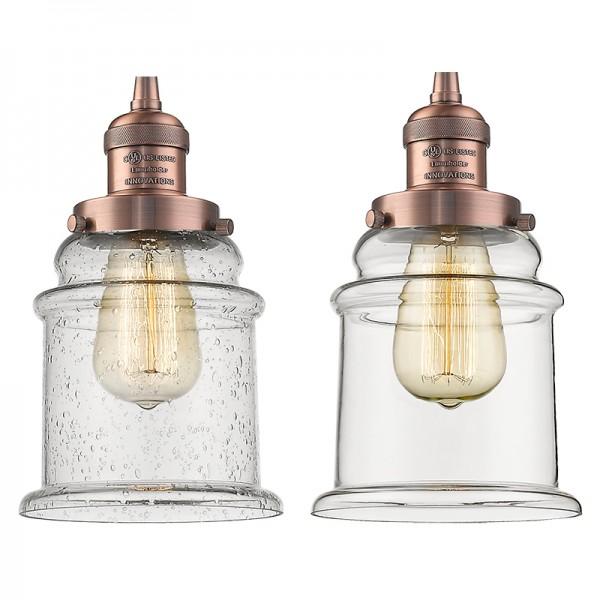 212/6 Canton 6 Light Pendant Innovations