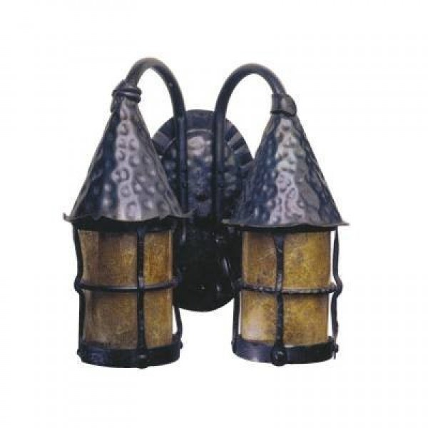 LF201D Cottage Double Wall Sconce
